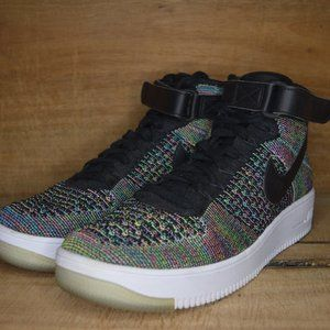Nike Air Force 1 Ultra Flyknit Mid Multi Colour 2